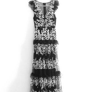 BCBG New formal gown